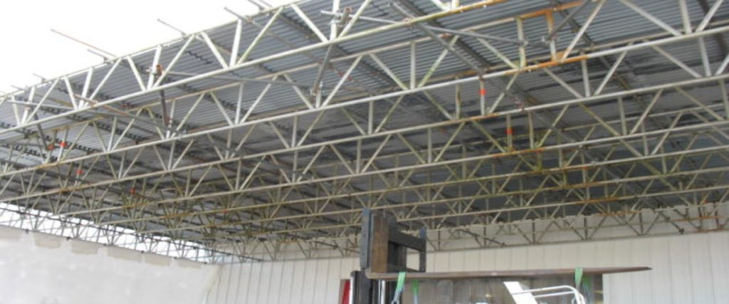 Temporary Roof